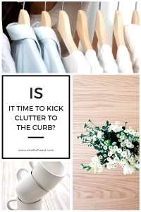 Is It Time to Kick Clutter to the Curb?